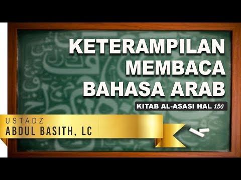 Ustadz Abdul Basith Keterampilan Bahasa Arab Pertemuan 19 hal 150