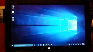Windows 10: screen will not auto rotate