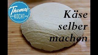 Käse einfach selber machen