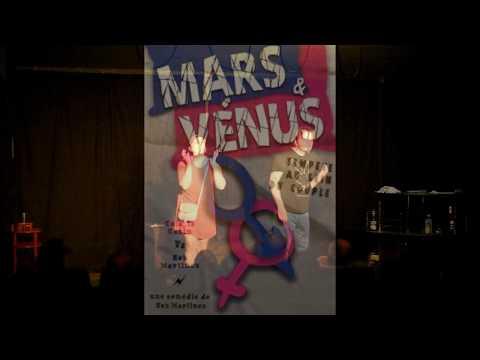 MARS & VENUS, tempête au sein du couple