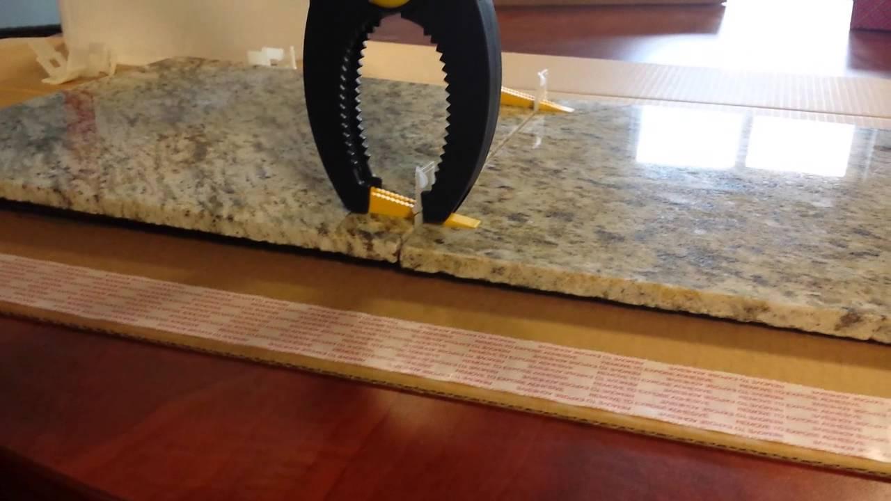 Lazy Granite Tool Kit Amp Tile Leveling Youtube