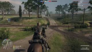 BF1 Anticlimactic Cavalry Charge