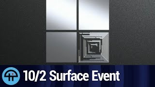 10/2 Surface Event Preview