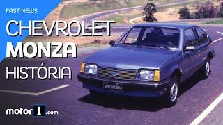 História do Chevrolet Monza | Motor1.com Brasil