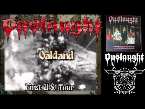 Onslaught and M-Pire Of Evil 2012 Tour Promo