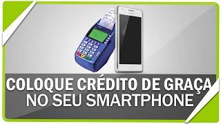 Como colocar créditos de graça no seu Smartphone ( TODAS OPERADORAS ) - mcent