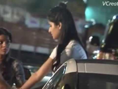 Katrina Kaif Drinking Beer And Smoke In Public video