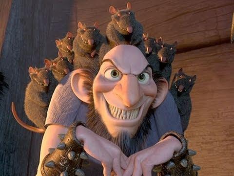 Rapunzel - Neu verföhnt: Kneipenrowdy gesucht (Filmclips)