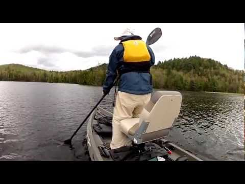 NuCanoe Frontier   The Ultimate Fishing Kayak