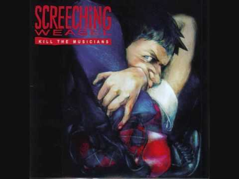 Screeching Weasel - Around On You