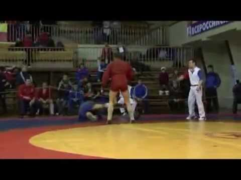 Combat Sambo Highlight Image 1