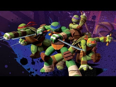 Nickelodeon's Teenage Mutant Ninja Turtles Live Discussion Show With Sean Long & Friends!