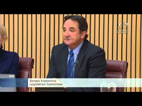 Senate Inquiry Alan Joyce Qantas Part 2 18-03-2014