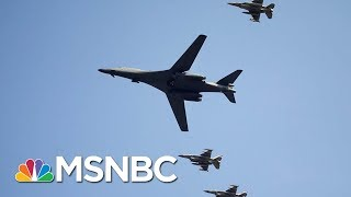 download lagu Us Flies Fighter Jets Over South Korea In Show gratis
