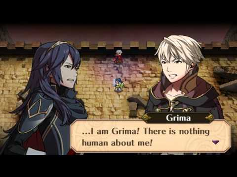 Fire Emblem Awakening The Future Past 3 Bad Ending