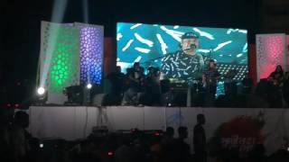 Shei tumi live stage concert @ Bheramara college, 2017- performance by LRB