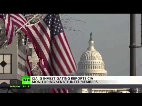 Justice Department to investigate CIA spying on Senate