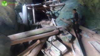Phát Hiện Hàng Trăm Chiếc Quan Tài Trên Vách Núi Ở Thanh Hóa