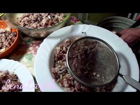 Как приготовить свиной холодец - видео