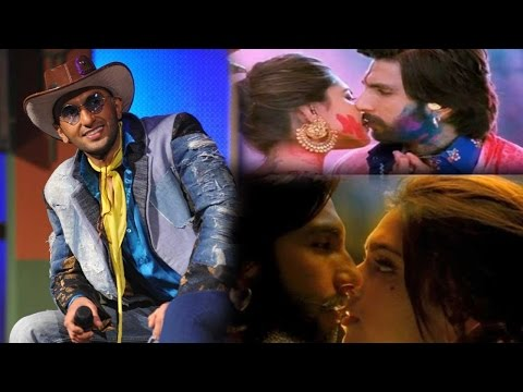 Ranveer Singh On His Longest Kiss With Deepika Padukone