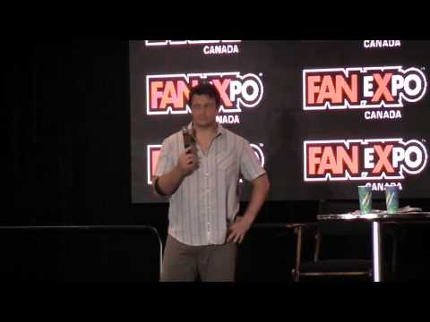 [Convention Hopper] Fan Expo 2014 - Nathan Fillion Q&A