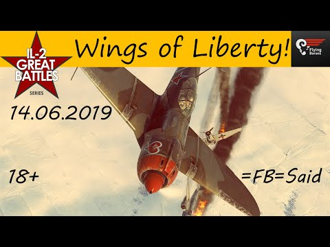 IL-2 Sturmovik: Wings of Liberty