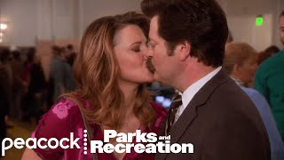 Diane Lewis? More Like Diane Sawyer! - Parks and Recreation