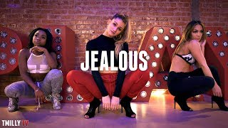 Download Lagu Kehlani - Jealous - Choreography by Delaney Glazer - #TMillyTV Gratis STAFABAND