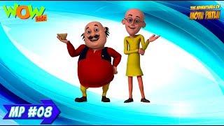 Motu Patlu #8 - Funny compilation for kids - As seen on Nickelodeon