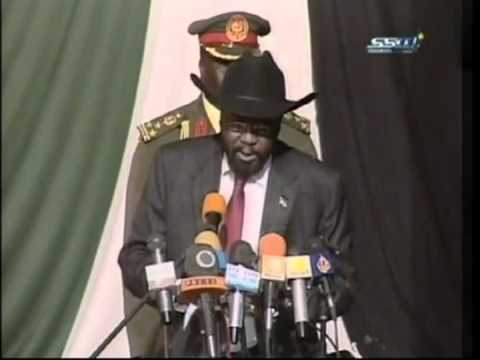 PRESIDENT SALVA KIIR AND THE PEOPLE OF SOUTH SUDAN will NOT TRUST AU !!