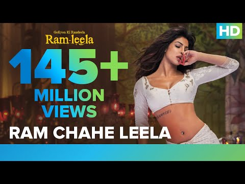 Ram Chahe Leela - Full Song Video - Goliyon Ki Rasleela Ram-leela Ft. Priyanka Chopra video