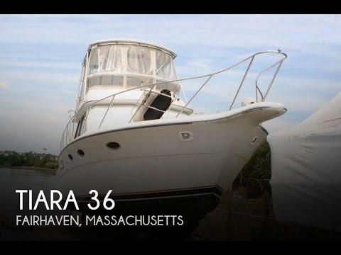 Used 1987 Tiara 36 for sale in Fairhaven, Massachusetts