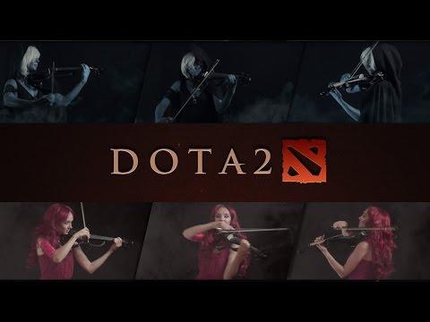 DOTA 2 - Main Theme (Anastasia Soina violin)