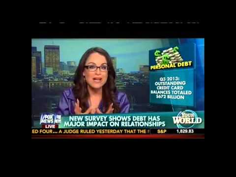 Larry Winget on Fox News/Cavuto - Marriage&financial problems. LW#195
