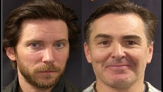 Troy Baker & Nolan North Interview MCM Comic Con 2018