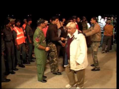 : Flood victims laud Indian army for commendable rescue operation in Jammu and Kashmir.