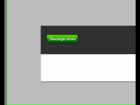 Photoshop - Diseñar botones para web y aplicaciones