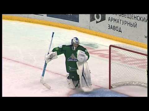 Феноменальный сэйв Василевского! / Vasilevsky's fantastic pad save