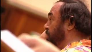 Luciano Pavarotti Video - Cecilia Bartoli and Luciano Pavarotti