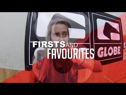 "CHRIS HASLAM ""EIGHT - FIRST & FAVS"" INTERVIEW - SKATE LOCAL"