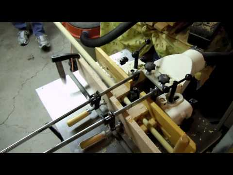 dowel making.MOV