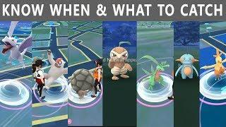 Catching Best Gen 3, 2, 1 Pokemon Under the Influence of Weather!