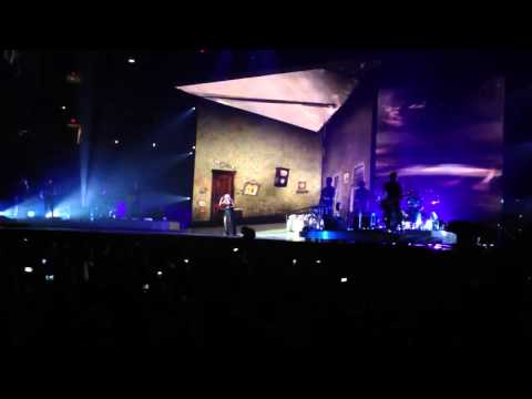 Carrie Underwood Blown Away Live in Hershey, PA