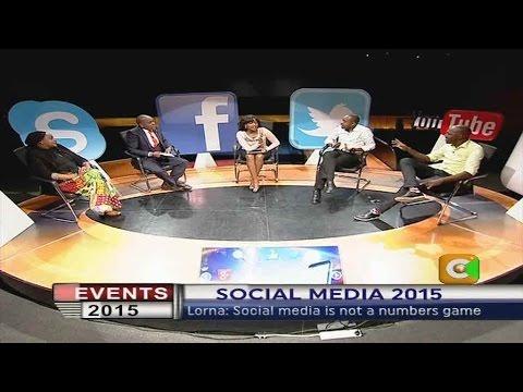 #Events2015: Social Media