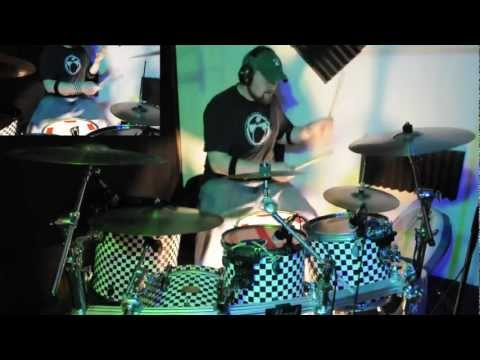 Beck - Ghettochip Malfunction (Hell Yes Remix by 8-Bit) [Ostinius Drum Cover]