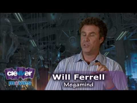 Will Ferrell: Megamind Interview