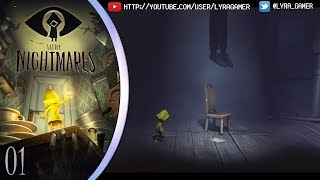 Little Nightmares #01 - Sola y perdida