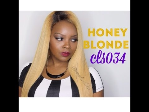 TAMAR BRAXTON INSPIRED HONEY BLONDE