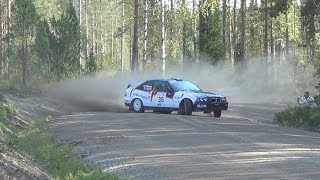 BMW Rally Compilation 2014