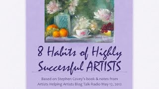 8 Habits of Highly Successful Artists, Narrated